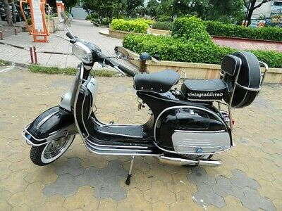 1968 vintage Vespa VLB Sprint 150 Fully Restored - BUY IT NOW get FREE SHIPPING.