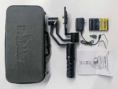 Ikan EC1 Beholder 3 Axis Gimbal Stabilizer for DSLR/Mirrorless Cameras (USED)