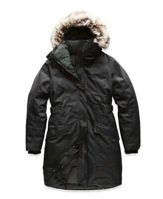 NWT Womens The North Face TNF Outer Boroughs Down Warm Winter Jacket Sz 2XL