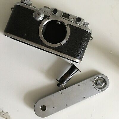 Leica iii Model F Chrome Bj. 1937