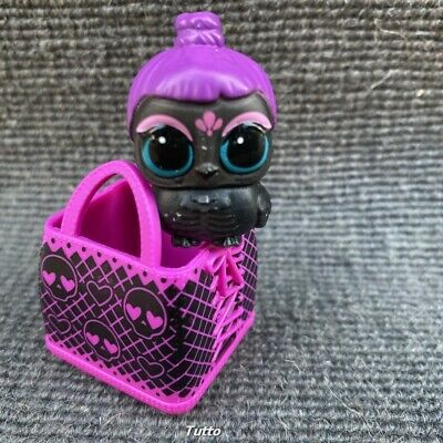 "LOL Surprise LILS Makeover Series Cuervo Bonito ""Lil Pet"" Series 5 Bird toy gift"
