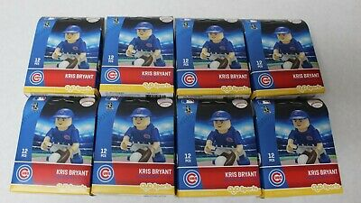 LOT 8 Oyo Sports Chicago Cubs Kris Bryant New Free Shipping