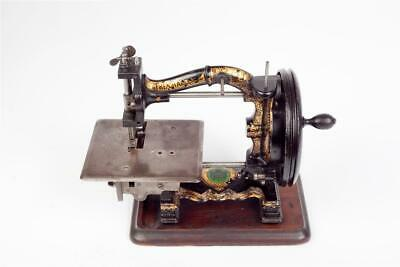 "Vintage ~ c1876 ~ ""The Challenge"" by ""The Imperial Sewing Machine Co."""