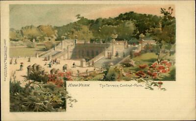 New York City Central Park EARLY TUCK 5069 c1900 Private Mailing Card