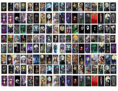 The Ultimate Nightmare Before Christmas Nail Decal Collection Decals And Wraps