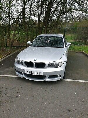 BMW 1 series 120d M Sport Coupe