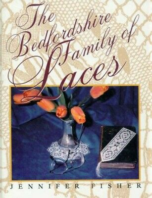 """The Bedfordshire Family of Laces"" by Jennifer Fisher. A Bobbin Lace Book"