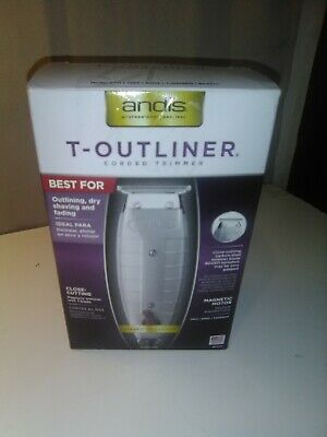 Andis 04710 T-Outliner Trimmer Gray *Chipped Blade*