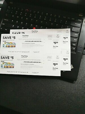 Similac Coupons $20 Value expiring 10/10/19 and 10/23/19