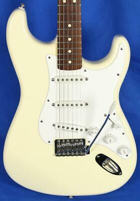 Fender Stratocaster Strat Olympic White 60th Anniversary Electric Guitar Duncan