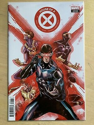 House Of X #1 Checchetto Cyclops Variant MARVEL 2019