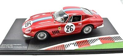 Modellini Auto Ferrari Racing Collection Scala 1/43 Diecast Ixo 275 Gtb Epoca