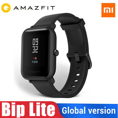AMAZFIT Bip Lite Sleep Tracking High Quality Smart Watch 3 ATM Water-Resistant