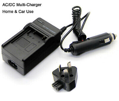 Charger For JVC Everio GZ-MG262 GZ-MG275 GZ-MG328 GZ-MG330 AUS GZ-MG331 Battery