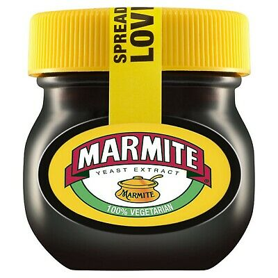 Small Jar Of Marmite Yeast Extract Spread 1 Jar 70G