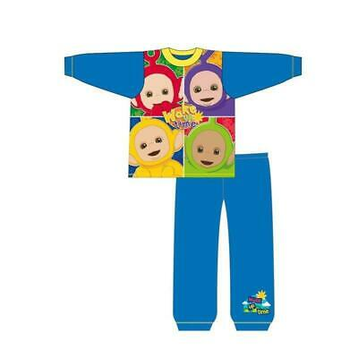 Official Teletubbies Pyjamas Pajamas Pjs Boys Toddlers 18 months to 5 Years