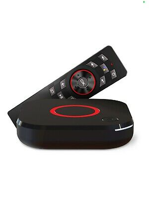 Infomir MAG 425A IPTV/OTT 4K set-top box Android TV 8GB voice remote Wi-Fi HDMI