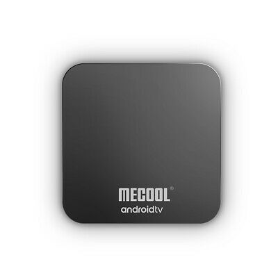 MECOOL KM9 Pro Smart TV Box Android9.0 Media Player Amlogic S905X2 4+32GB P6D8