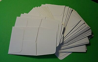 "Top Quality Acid Free 2"" x 2"" Paper Coin Envelopes"