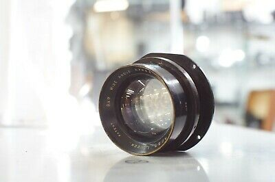 Ross Wide Angle Xpres 8 1/4 Inch F4 E.M.I Air Ministry Lens