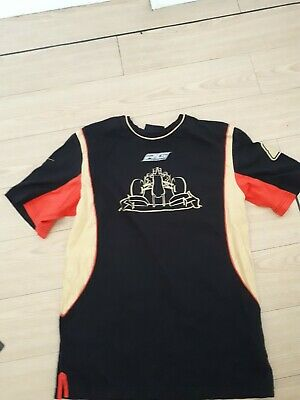 T-SHIRT Adult Formula One 1 Lotus F1 Team used.