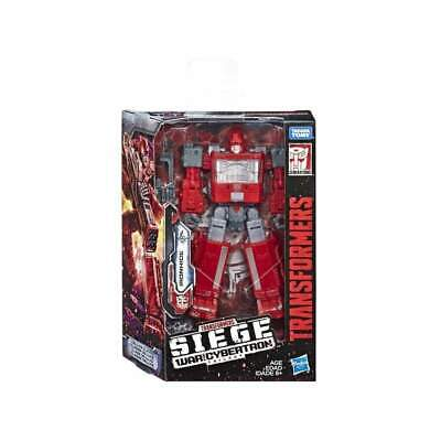 Transformers Siege War for Cybertron Deluxe Ironhide Figure