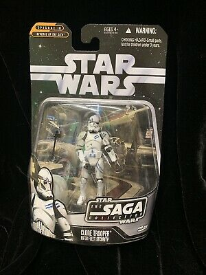 Star Wars The Saga Collection Clone Trooper Fifth Fleet Security