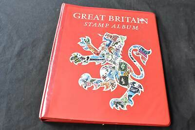 Great Britain 19th Century Onwards in Printed Album, 99p Start, All Pictured