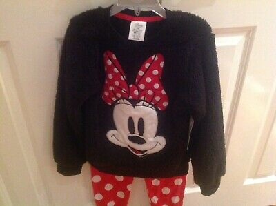 Disney Minnie Mouse cost pyjamas aged 5-6 years - new rrp £16.99