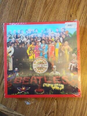 "The Beatles 2017 deluxe box set ""Sgt. Pepper's"" 50th anniversary factory sealed"