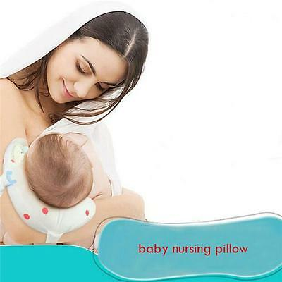 Baby Breast Feeding Multipurpose Support Pillow Maternity Nursing With Cover YU