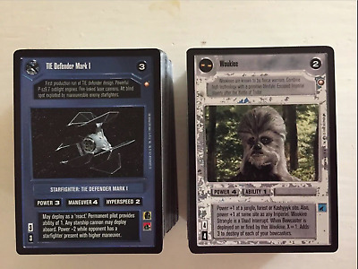 Star Wars CCG Special Edition COMPLETE SET | NM/Mint Condition