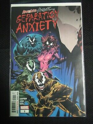 Absolute Carnage Separation Anxiety #1 -  Regular Cover