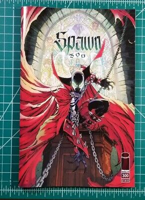 Spawn #300 (2019) Image Comics J. Scott Campbell Variant McFarlane NM+ SALE