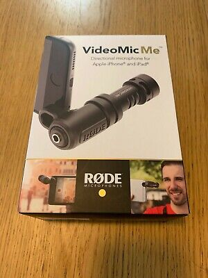 Rode VideoMic Me for Apple iPhone and iPad