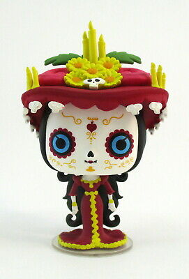 LA MUERTE Pop! Movies #94 Book of Life Vinyl Figure VAULTED Funko 2014