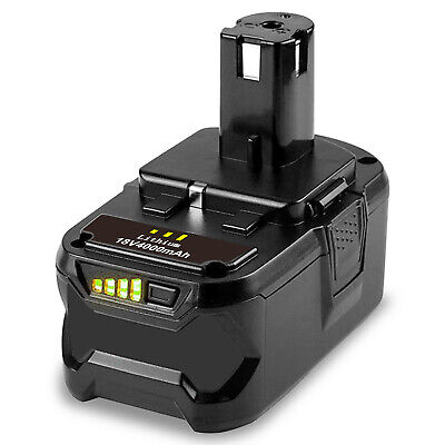 4.0Ah 18 VOLT P108 for 18V RYOBI ONE PLUS Lithium-Ion High Capacity Battery P104