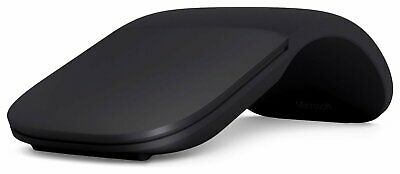 Microsoft Arc Wireless Touch Mouse - Black