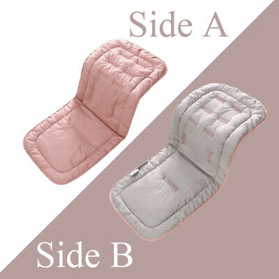 Double Side Mat Kids Outdoor Stroller Pad Baby Pushchair Child Soft Seat Cushion