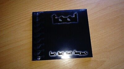 Tool Lateralus 13 Track CD With Misprint Sleeve In Custom Slipcase