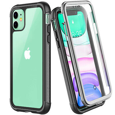 For Apple iPhone 11 Pro Max Case Life Waterproof Shockproof Screen Protector 11