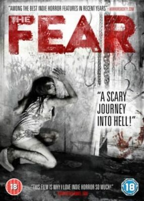 The Fear (DVD) Scary Brutal Horror Movie Gift Idea NEW