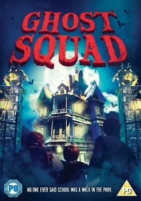 Ghost Squad [DVD] movie Gift Idea NEW Scary Film Spooky