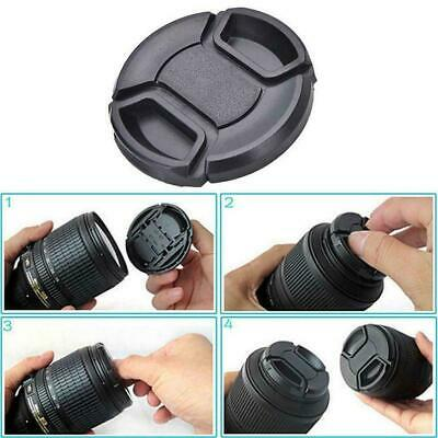 49MM Snap-On Front Lens Caps Cover For Canon Nikon SLR s DSLR Part Cameras M5P7