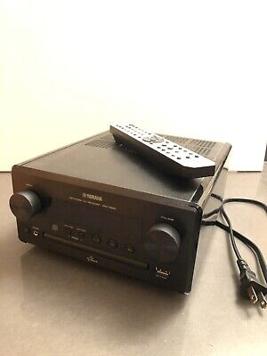Yamaha Network CD Receiver CRX-N560 with remote