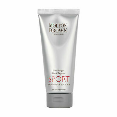 Molton Brown ReCharge Black Pepper Sport Body Scrub 200ml