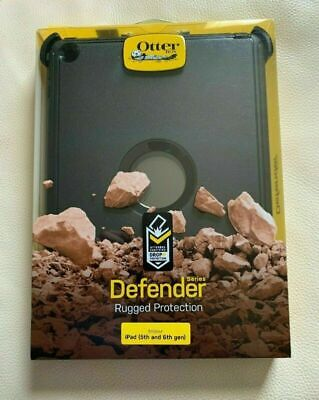 NEW/GENUINE OTTERBOX Defender iPad case (5th & 6th generation) IN UNOPENED BOX