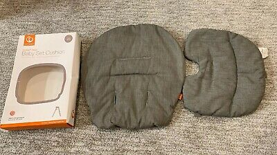 Stokke Baby Set Comfortable Fitted Cushion For Steps High Chair GREY