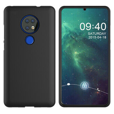 For Nokia 7.2 Slim Soft TPU Silicone Shockproof Gel Phone Case Protective Cover