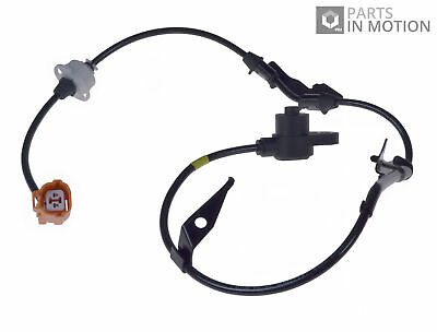 ABS Sensor fits HONDA ACCORD CH6 1.8 Front Right 99 to 02 F18B2 Wheel Speed ADL